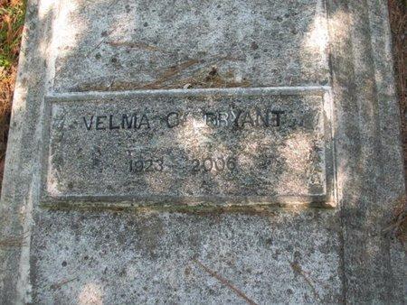 BRYANT, VELMA C - Claiborne County, Louisiana | VELMA C BRYANT - Louisiana Gravestone Photos