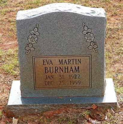 BURNHAM, EVA - Claiborne County, Louisiana   EVA BURNHAM - Louisiana Gravestone Photos