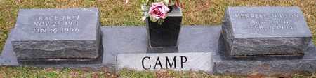 FRYE CAMP, GRACE - Claiborne County, Louisiana | GRACE FRYE CAMP - Louisiana Gravestone Photos