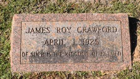 CRAWFORD, JAMES ROY - Claiborne County, Louisiana | JAMES ROY CRAWFORD - Louisiana Gravestone Photos