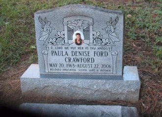 FORD CRAWFORD, PAULA DENISE - Claiborne County, Louisiana | PAULA DENISE FORD CRAWFORD - Louisiana Gravestone Photos