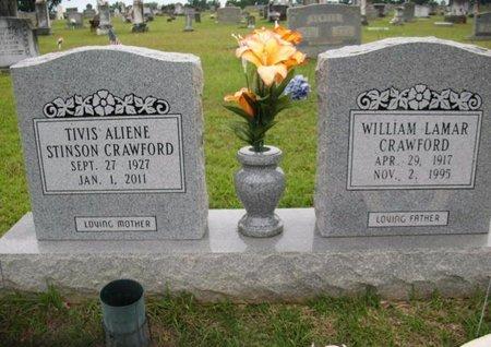 CRAWFORD, WILLIAM LAMAR - Claiborne County, Louisiana | WILLIAM LAMAR CRAWFORD - Louisiana Gravestone Photos