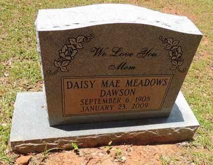 MEADOWS DAWSON, DAISY MAE - Claiborne County, Louisiana | DAISY MAE MEADOWS DAWSON - Louisiana Gravestone Photos