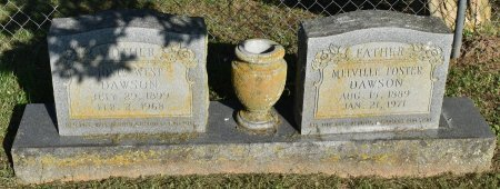 DAWSON, JOSIE - Claiborne County, Louisiana | JOSIE DAWSON - Louisiana Gravestone Photos