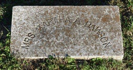 DAWSON, MARTHA A - Claiborne County, Louisiana   MARTHA A DAWSON - Louisiana Gravestone Photos