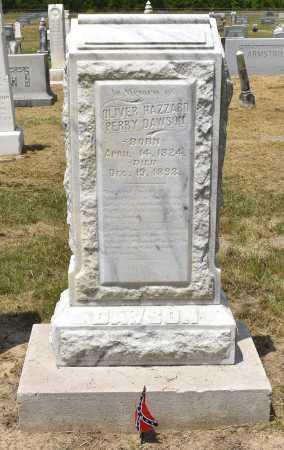 DAWSON, OLIVER HAZZARD PERRY - Claiborne County, Louisiana | OLIVER HAZZARD PERRY DAWSON - Louisiana Gravestone Photos
