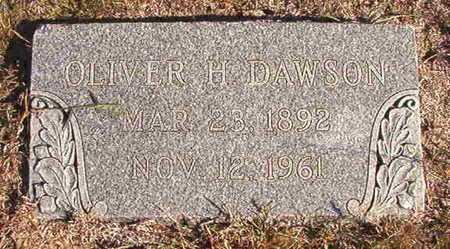 DAWSON, OLIVER H - Claiborne County, Louisiana | OLIVER H DAWSON - Louisiana Gravestone Photos