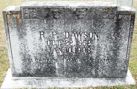 DAWSON, R P - Claiborne County, Louisiana | R P DAWSON - Louisiana Gravestone Photos