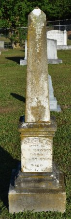 DAWSON, SARAH A - Claiborne County, Louisiana | SARAH A DAWSON - Louisiana Gravestone Photos