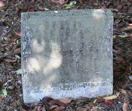 DAWSON, S L - Claiborne County, Louisiana | S L DAWSON - Louisiana Gravestone Photos