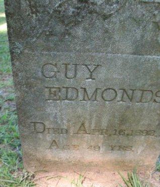 EDMONDS, GUY - Claiborne County, Louisiana   GUY EDMONDS - Louisiana Gravestone Photos