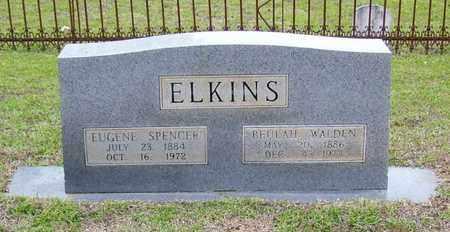 WALDEN ELKINS, BEULAH - Claiborne County, Louisiana   BEULAH WALDEN ELKINS - Louisiana Gravestone Photos