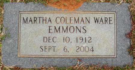 WARE, MARTHA - Claiborne County, Louisiana | MARTHA WARE - Louisiana Gravestone Photos