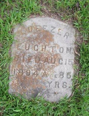 EUCHTON, LUEEZER - Claiborne County, Louisiana | LUEEZER EUCHTON - Louisiana Gravestone Photos