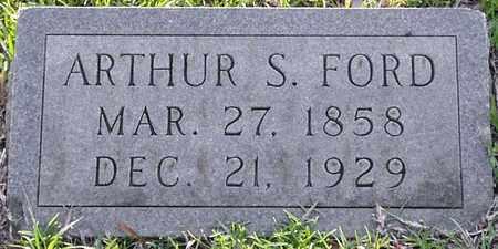FORD, ARTHUR S - Claiborne County, Louisiana | ARTHUR S FORD - Louisiana Gravestone Photos