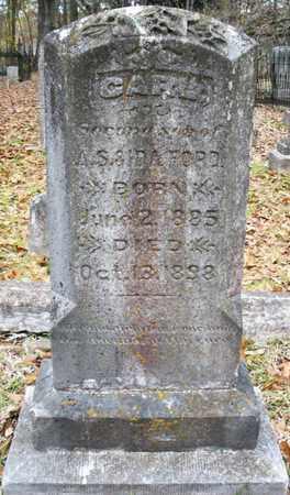 FORD, CARL - Claiborne County, Louisiana | CARL FORD - Louisiana Gravestone Photos