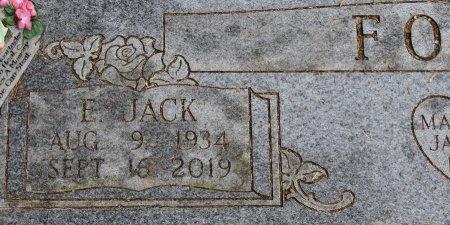 FORD, EDWARD JACK (CLOSE UP) - Claiborne County, Louisiana | EDWARD JACK (CLOSE UP) FORD - Louisiana Gravestone Photos