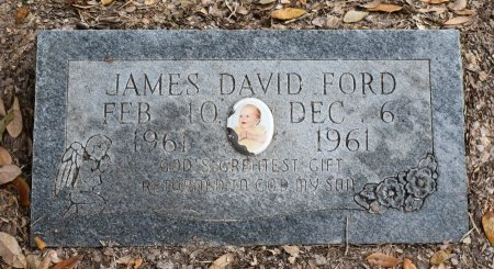FORD, JAMES DAVID - Claiborne County, Louisiana | JAMES DAVID FORD - Louisiana Gravestone Photos
