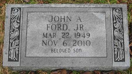 FORD, JOHN A,JR - Claiborne County, Louisiana   JOHN A,JR FORD - Louisiana Gravestone Photos