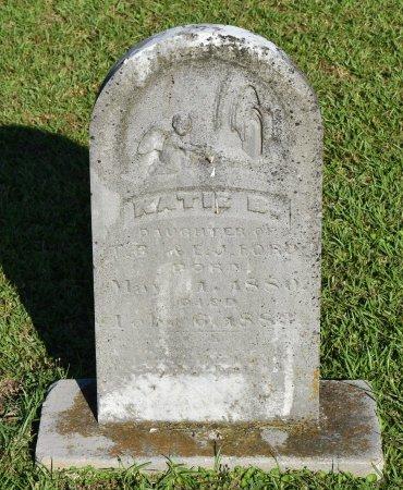 FORD, KATIE B - Claiborne County, Louisiana | KATIE B FORD - Louisiana Gravestone Photos