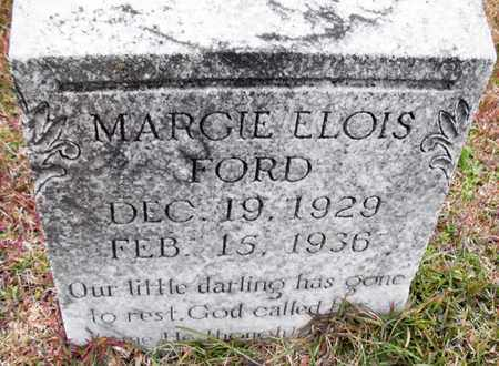 FORD, MARGIE ELOIS - Claiborne County, Louisiana | MARGIE ELOIS FORD - Louisiana Gravestone Photos