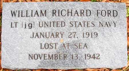 FORD, WILLIAM RICHARD (VETERAN MIA) - Claiborne County, Louisiana | WILLIAM RICHARD (VETERAN MIA) FORD - Louisiana Gravestone Photos