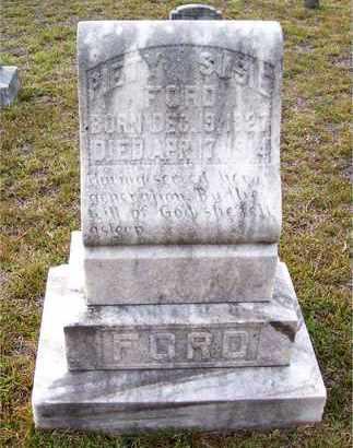 FORD, PIETY SUSIE - Claiborne County, Louisiana | PIETY SUSIE FORD - Louisiana Gravestone Photos