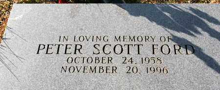 FORD, PETER SCOTT - Claiborne County, Louisiana   PETER SCOTT FORD - Louisiana Gravestone Photos