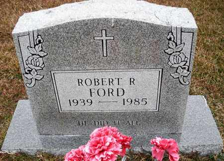 FORD, ROBERT R - Claiborne County, Louisiana   ROBERT R FORD - Louisiana Gravestone Photos