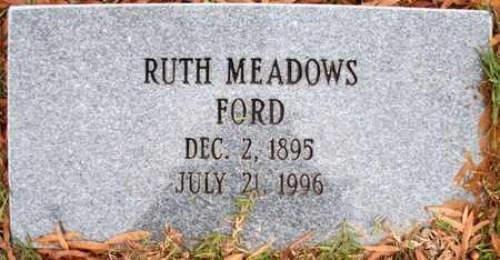 FORD, RUTH - Claiborne County, Louisiana | RUTH FORD - Louisiana Gravestone Photos