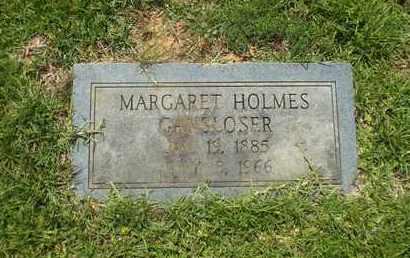 GANSLOSER, MARGARET - Claiborne County, Louisiana | MARGARET GANSLOSER - Louisiana Gravestone Photos