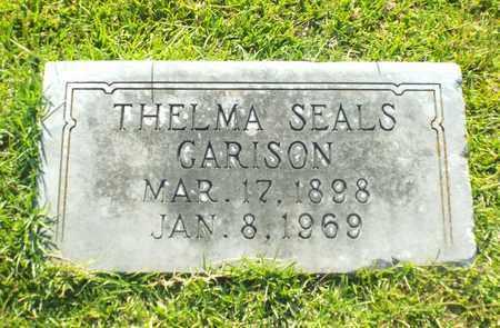 GARISON, THELMA - Claiborne County, Louisiana | THELMA GARISON - Louisiana Gravestone Photos
