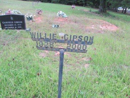 GIPSON, WILLIE - Claiborne County, Louisiana | WILLIE GIPSON - Louisiana Gravestone Photos