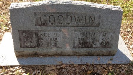 GOODWIN, CLARENCE M - Claiborne County, Louisiana | CLARENCE M GOODWIN - Louisiana Gravestone Photos