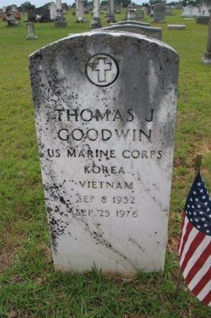GOODWIN, THOMAS J (VETERAN 2 WARS) - Claiborne County, Louisiana | THOMAS J (VETERAN 2 WARS) GOODWIN - Louisiana Gravestone Photos