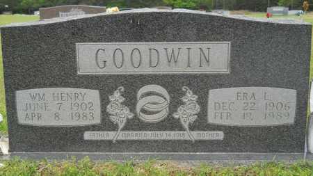 GOODWIN, ERA L - Claiborne County, Louisiana | ERA L GOODWIN - Louisiana Gravestone Photos