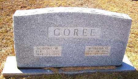 GOREE, MARTHA D - Claiborne County, Louisiana | MARTHA D GOREE - Louisiana Gravestone Photos