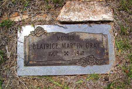 MARTIN GRAY, BEATRICE - Claiborne County, Louisiana | BEATRICE MARTIN GRAY - Louisiana Gravestone Photos