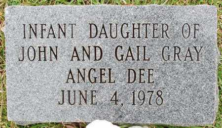 GRAY, INFANT DAUGHTER - Claiborne County, Louisiana | INFANT DAUGHTER GRAY - Louisiana Gravestone Photos