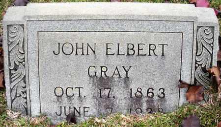 GRAY, JOHN ELBERT - Claiborne County, Louisiana | JOHN ELBERT GRAY - Louisiana Gravestone Photos