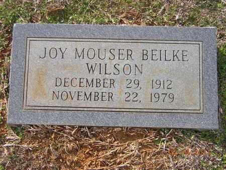 MOUSER BEILKE, JOY - Claiborne County, Louisiana | JOY MOUSER BEILKE - Louisiana Gravestone Photos