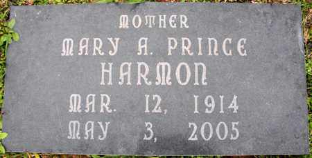 HARMON, MARY A - Claiborne County, Louisiana | MARY A HARMON - Louisiana Gravestone Photos