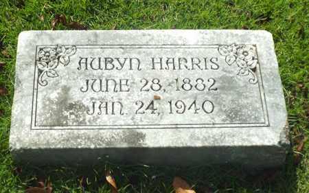 HARRIS, AUBYN - Claiborne County, Louisiana | AUBYN HARRIS - Louisiana Gravestone Photos