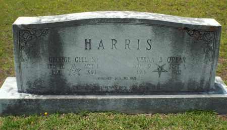 HARRIS, VERNA B - Claiborne County, Louisiana | VERNA B HARRIS - Louisiana Gravestone Photos