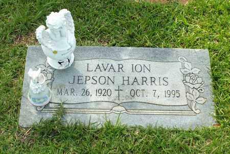 HARRIS, LAVAR ION - Claiborne County, Louisiana   LAVAR ION HARRIS - Louisiana Gravestone Photos
