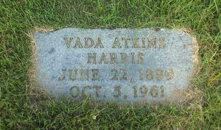 HARRIS, VADA - Claiborne County, Louisiana | VADA HARRIS - Louisiana Gravestone Photos