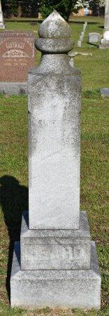 HEARD, ELIZA J - Claiborne County, Louisiana | ELIZA J HEARD - Louisiana Gravestone Photos