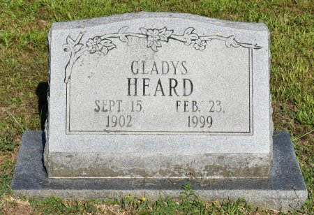 HEARD, GLADYS - Claiborne County, Louisiana | GLADYS HEARD - Louisiana Gravestone Photos