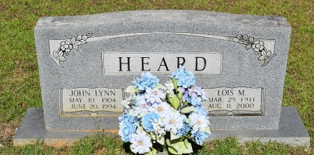 HEARD, JOHN LYNN - Claiborne County, Louisiana | JOHN LYNN HEARD - Louisiana Gravestone Photos