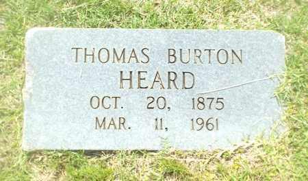HEARD, THOMAS BURTON - Claiborne County, Louisiana   THOMAS BURTON HEARD - Louisiana Gravestone Photos